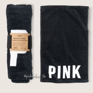 VS PINK WORKOUT TOWEL